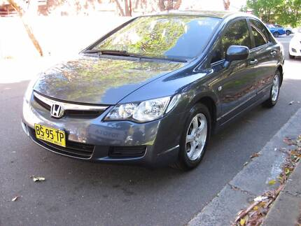 2009 Honda Civic VTI. Immaculate condition, 6 months rego $4,000