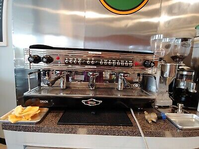 Wega Orion 3 Group Commercial Espresso Coffee Machine Evd Automatic
