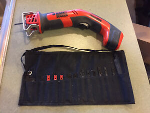 Black & Decker Rechargeable Mini Reciprocating Saw