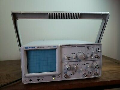 Gw Instek Gos-620 Analog Oscilloscope