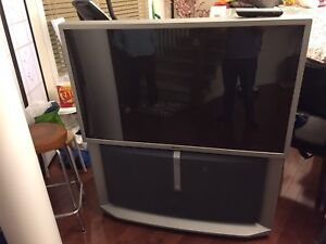 """Sony 51"""" KP-51WS500  1080i HD Rear Projection Television TV"""