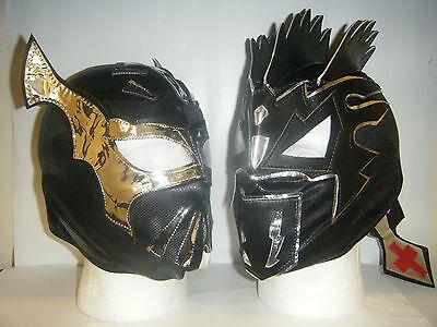 Sin Cara & Kalisto Kinder Wrestling Maske Kostüm Verkleidung Lucha Drachen Wwe