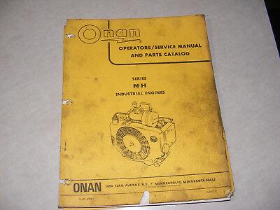 Mustang Omc Onan Nh Skid Steer Loader Engine Manual