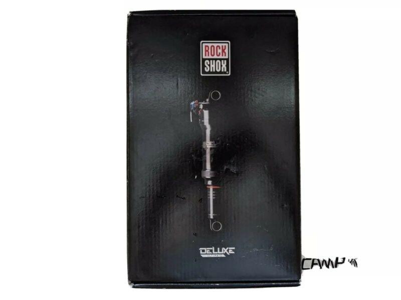RockShox Deluxe Ultimate RCT Rear Shock - 190 x 45mm, DebonAir, 2 Tokens