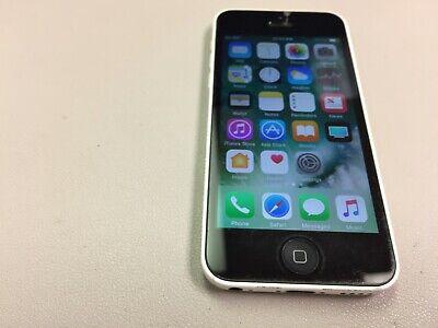Apple iPhone 5c - 8GB - White (Unlocked) (Read Description) N1008