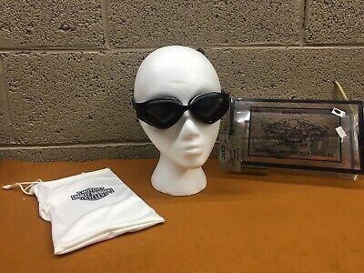 Harley Davidson GOG-Magnetic Goggle, Matte Black