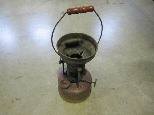Vintage Smelting Stove Lead Furnace Smelting Furnace Reloading Sinkers -Clayton