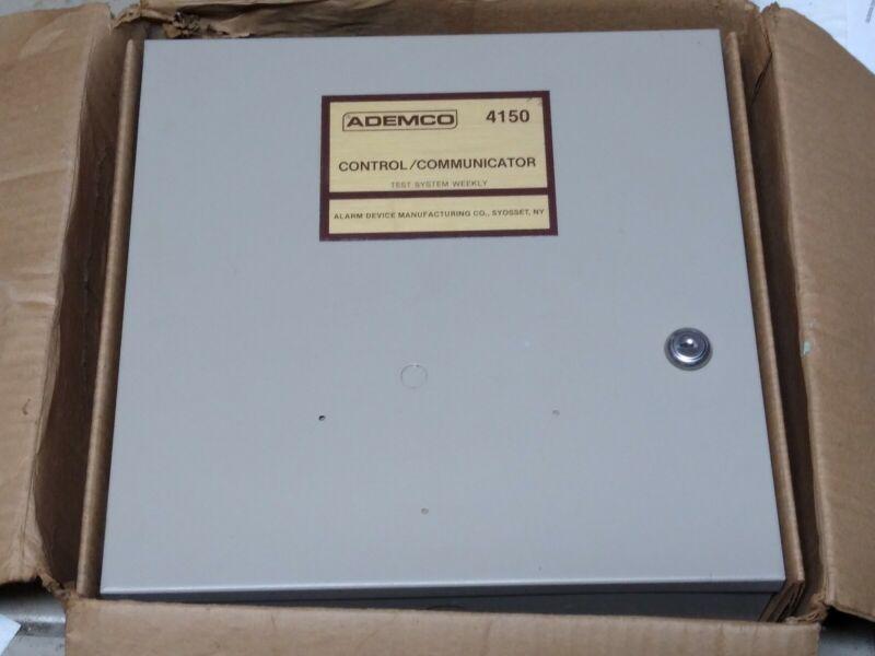 ADEMCO 4150 ALARM SYSTEM CONTROL COMMUNICATOR ENCLOSURE BOX NO KEY #29