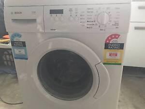 Bosch 6.5KG front loader washing machine in working condition Riverside West Tamar Preview
