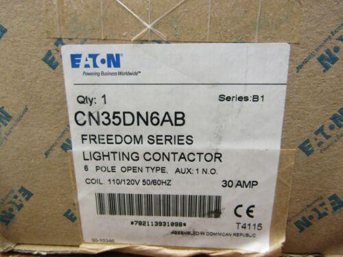 EATON LIGHTING CONTACTOR CN35DN6AB