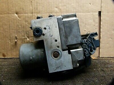00 2000 Cadillac Deville Seville ABS Pump Anti Lock Brake Module Part 09364250