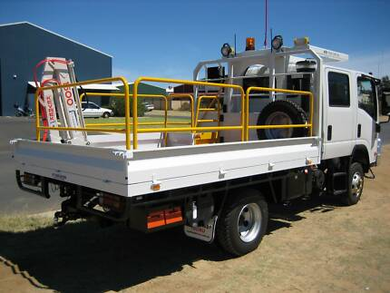 Truck Tray New or Modified (Flat Top, Dropside, Enclosed, Modify)