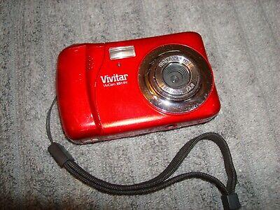 Vivitar ViviCam X014N Red - 10.1MP