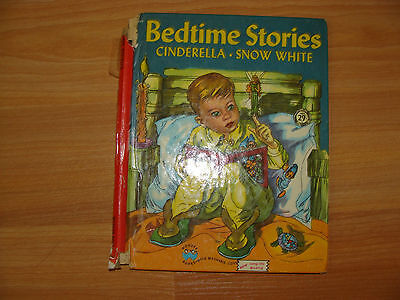 Bedtime Stories Cinderella and Snow White 1946 - Bedtime Stories Snow White