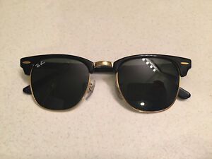 Unisex Ray Ban Clubmaster Sunglasses