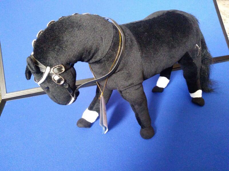Breyer Posable plush horse **Hans**