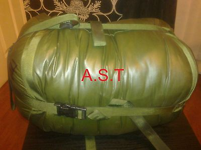 GENUINE BRITISH ARMY ARTIC SLEEPING BAG