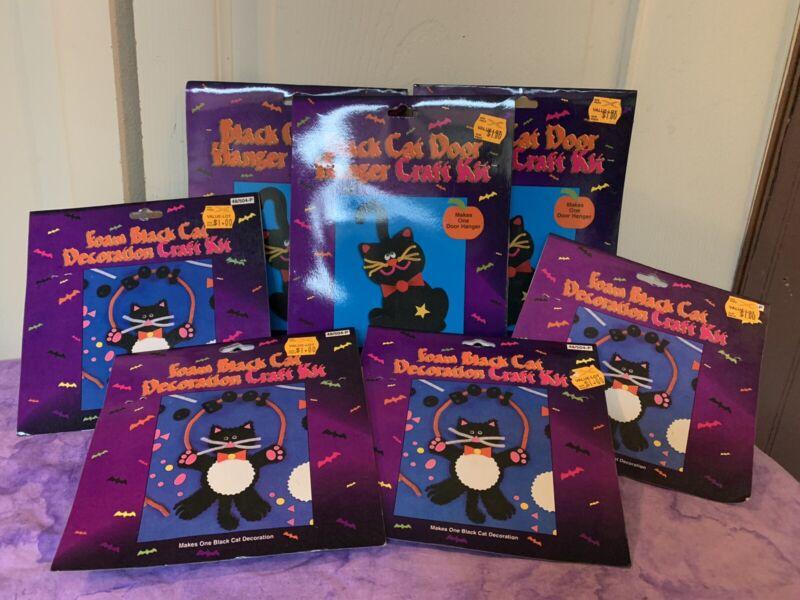 Lot Halloween Fall Arts Craft Kit children