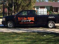 Driveway Sealing, Repair & Lines 519-717-2197