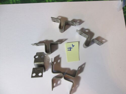 LOT OF 6 NEW JOSLYN CLARK? L63 OVERLOAD RELAY THERMAL HEATER (329)