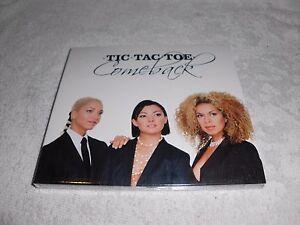Comeback von Tic Tac Toe (2006)CD--OVP
