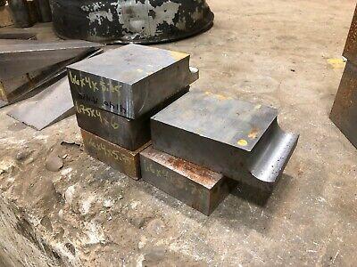 1.75 X 4 X 5.75 A36 Steel Plate Flat Bar