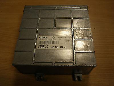 ECU   Audi A8 37  42 V8 0261203905 0261203906 4D0907557A
