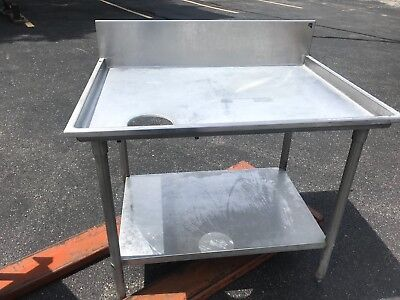 Stainless Steel Preparation Work Table...