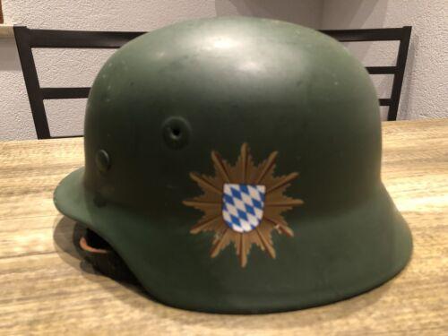 Polizeihelm Bayern