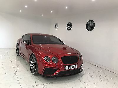 Xclusive Design Bentley Continental GT GTC Full Body Kit