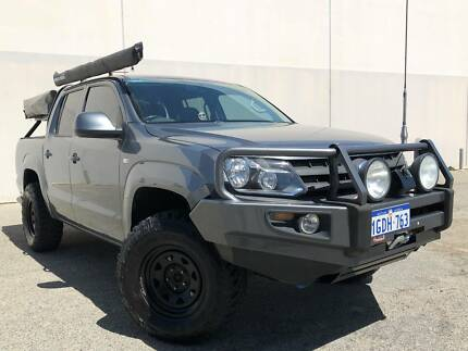 2011 VW Amarok TD1400 Limited Edition (4x4) 2.0L TD D/Cab & roof top tent tjm | Gumtree Australia Free Local Classifieds