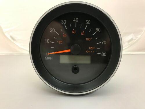 Kenworth 5 Inch Speedometer K152-504-2 OR Q43-1019-2 With Digital Odometer