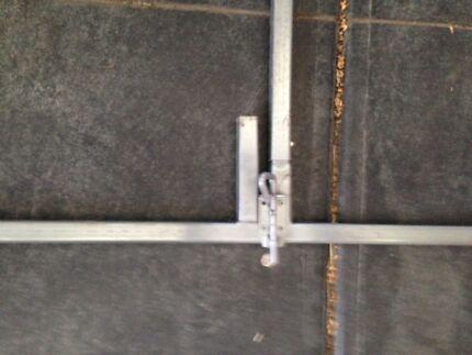 FREE Timber Paling / Steel Gate | Fencing & Gates | Gumtree ...