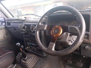 Ford maverick tb42 petrol 4x4 Steiglitz Gold Coast North Preview