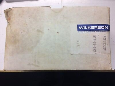 New Wilkerson Coalescing Filter Mtp-95-553 Mtp95553