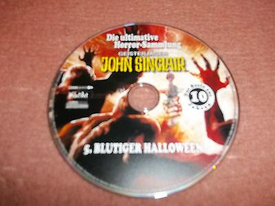 GEISTERJÄGER***JOHN SINCLAIR***HÖRSPIEL***BLUTIGER - Blutiger Halloween John Sinclair