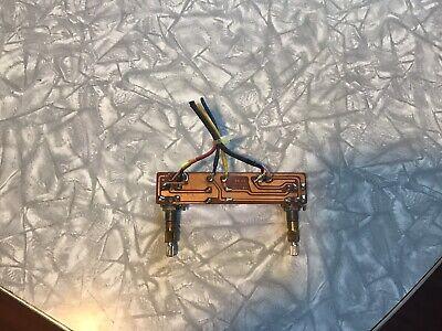 AKAI GX-635D Mic&Line Pots