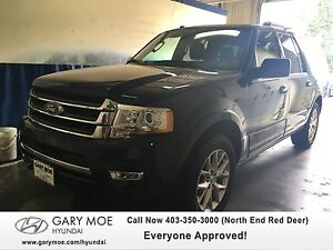 2017 Ford Expedition Max Limited LEATHER W/NAVIGATION