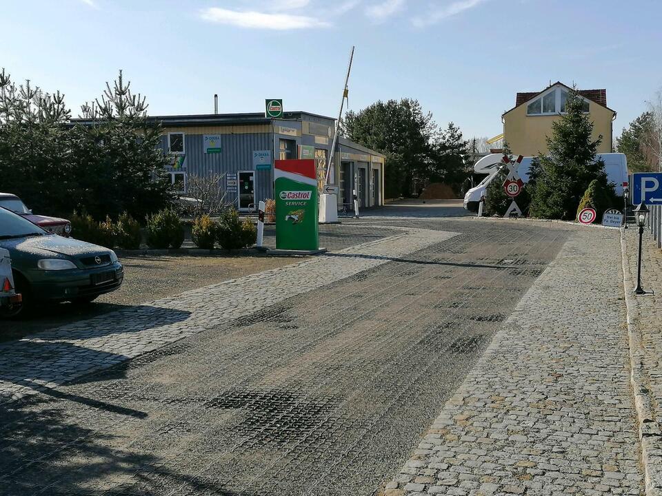 Motorrad lackieren in Brandenburg - Herzberg/Elster