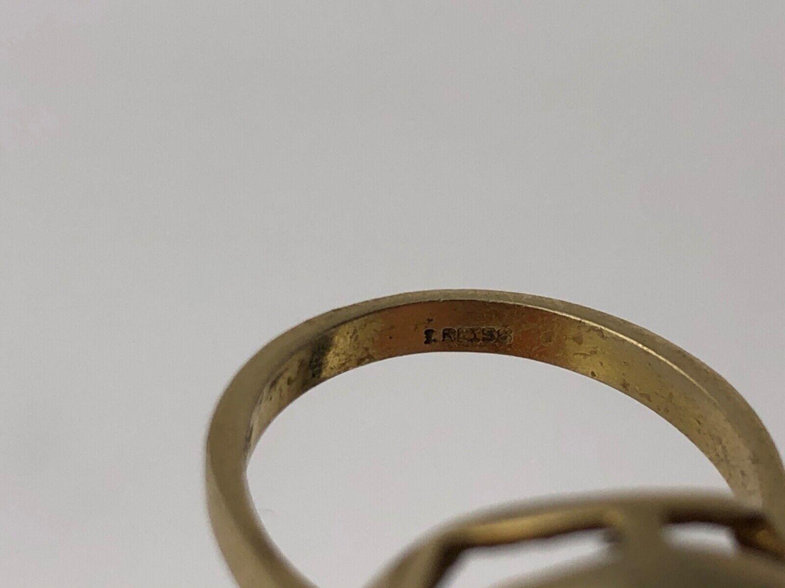 London Designer I Reiss Gold, Diamond, And Rutile Quartz Cocktail Ring 14k - $675.00