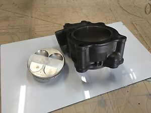 cylindre - piston crf 250 big bore 80mm
