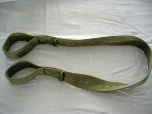 """3 FT. X 1 3/4"""" WIDE MILITARY TOW STRAP/ SLING"""