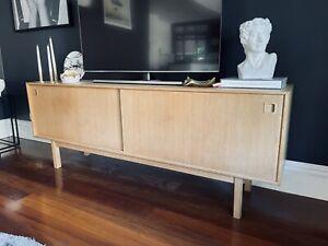 Danish Oak Sideboard by designer Omann Jun
