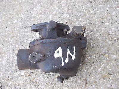 Ford 9n Tractor Engine Motor Marvel Schebler Carburetor Assembly