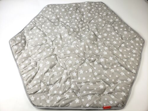 Moonsea Hexagon Playpen Mat Baby Playmat Fits Regalo My Play Yard Six Panel NEW