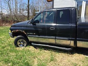 Dodge truck 4x4 REDUCED NEED GONE