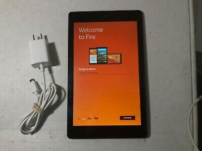 "All new Amazon Kindle Fire HD 8"" 8th Generation 16G/32GB Black L5S83A"