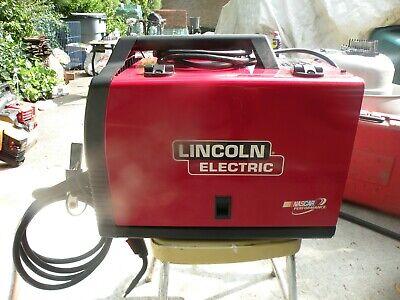 Lincoln 125 Hd Power Mig Welder