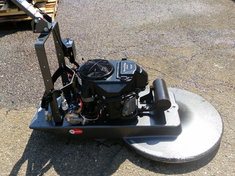 PIONEER ECLIPSE PE400BU PROPANE BUFFER 27-inch under 250 hours