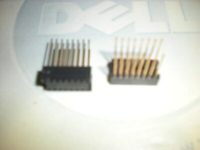 16-pin Dip Ic Sockets Wire Wrap Gold 2pkg